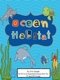 Ocean Habitat- An Arts Integrated Science and Literacy Unit