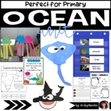 Ocean Unit { ELA, Math, Art, Science, Snack } Common Core