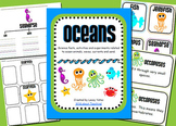 Oceans!-Ocean Animals and Science Experiments!
