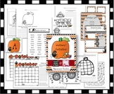October Activity Pack (Monthly Series!)
