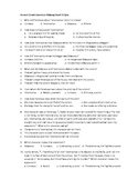 Odyssey Quiz Book 16: Odysseus and Telemachos Plot Against