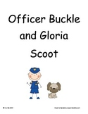 Officer Buckle and Gloria ~ Scoot Game ~ Language Arts ~ T