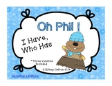 Oh Phil- I have, Who has Skip Counting game