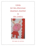 Olivia Art Craft and Literacy Activity