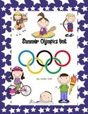 Olympics Unit: Summer Edition
