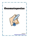 Onomatopoeias in Writing