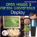 Open House/Parent Conference Resource