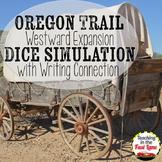 Oregon Trail Westward Expansion Dice Simulation