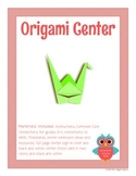 Origami Library Center