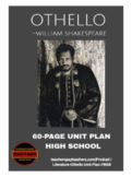 Literature - Othello Unit Plan