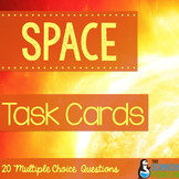 Our Solar System Task Cards