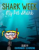 Shark Flip Book - Shark Week - Interactive Notebook - Shar