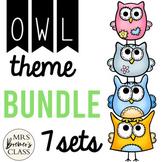 Owl Mega Pack