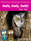 Owl Mini Science Unit