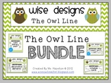 [Wise Designs] The Owl Line Classroom Design Bundle