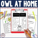 Owl at Home Guided Reading Unit by Arnold Lobel
