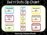 Owl 'n' Dots Clip Chart