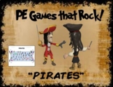 "PE Games that Rock! - ""Pirates"""