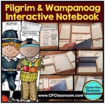 PILGRIMS & WAMPANOAGS: A Social Studies Portfolio Project