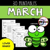 PRINT it & Teach! MARCH