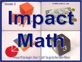 PSSA Test Prep - 3rd Grade Math Review Program