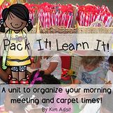 Pack It! Learn It! by Kim Adsit