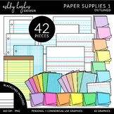 Paper Products {Graphics for Commercial Use}