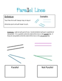Parallel, Perpendicular, and Intersecting Lines