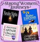 Paranormal Romance Reading > Strong Women Journeys of 2nd