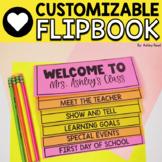Best-Selling Parent Handbook Flipbook for Open House *Full