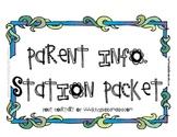 Parent Station Signs