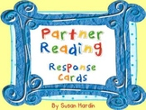 Partner Reading Response Cards