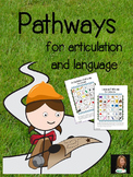 Pathways for Articulation and Language