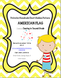 Patriotic Flag Hundreds Chart Hidden Picture Addition and