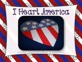 Patriotic Heart Craft