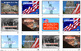 Patriotic Powerpoint Presentations Pack 1 (collection of 4)