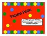 Pattern Paths