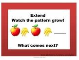 Pattern Word Wall