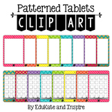Patterned iPads