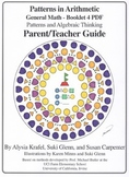 General Math: Booklet 4 - Patterns, Algebraic Thinking Tea