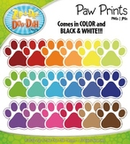 Paw Prints — Over 20 Graphics!