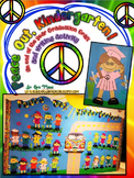 Peace Out Kindergarten! {Graduation Bulletin Board Display