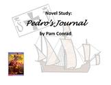 Pedro's Journal by Pam Conrad Novel Study