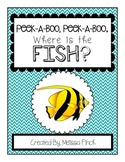 Peek-A-Boo, Where is Spongebob?- Adapted book for Autism
