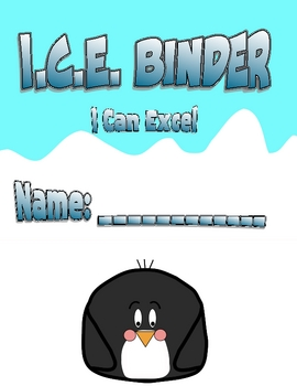 Penguin Binder Cover