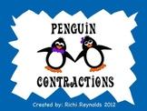 Penguin  Contraction Action