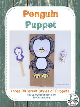 https://www.teacherspayteachers.com/Product/Penguin-Craft-2242700