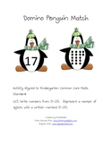 Penguin Domino Match