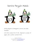 Penguin Domino Match