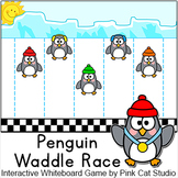 Free Penguin Waddle Race Game for Mac and PC - Interactive